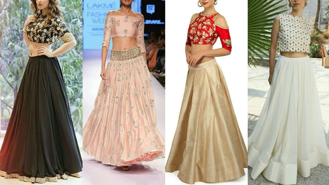 Best Indo Western Dresses for Girls