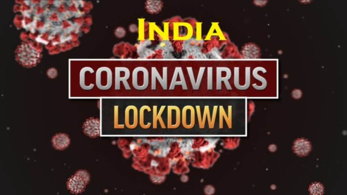 Lockdown in India