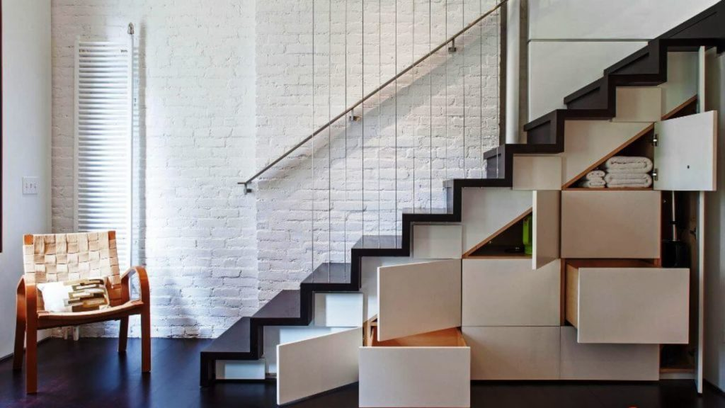 Amazing Ideas to use Under Stairs Storage to Make Your Home Cool