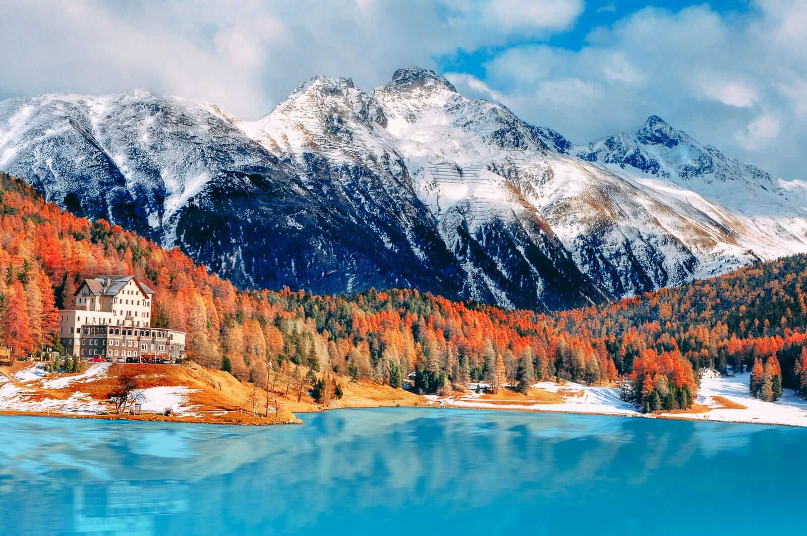 Breathtakingly Places to Visit in Switzerland