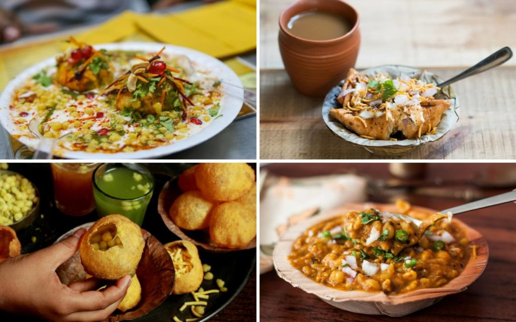 Most Popular Street Foods in India