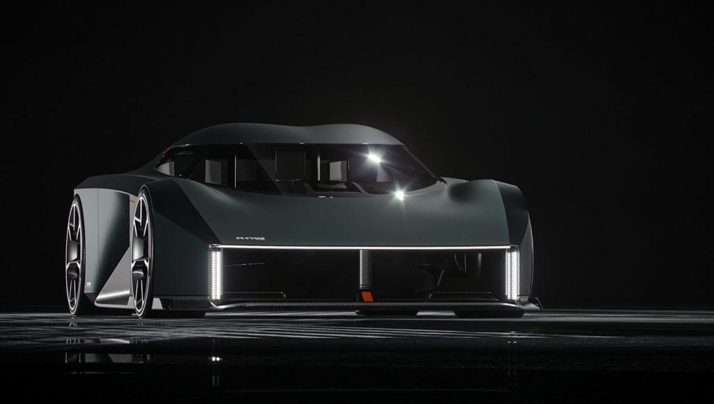 New Hypercar Koenigsegg RAW Concept Revealed By Esa Mustonen