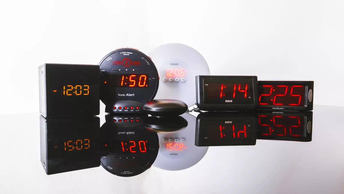 Top 10 Best Alarm Clock For for Deep Sleepers