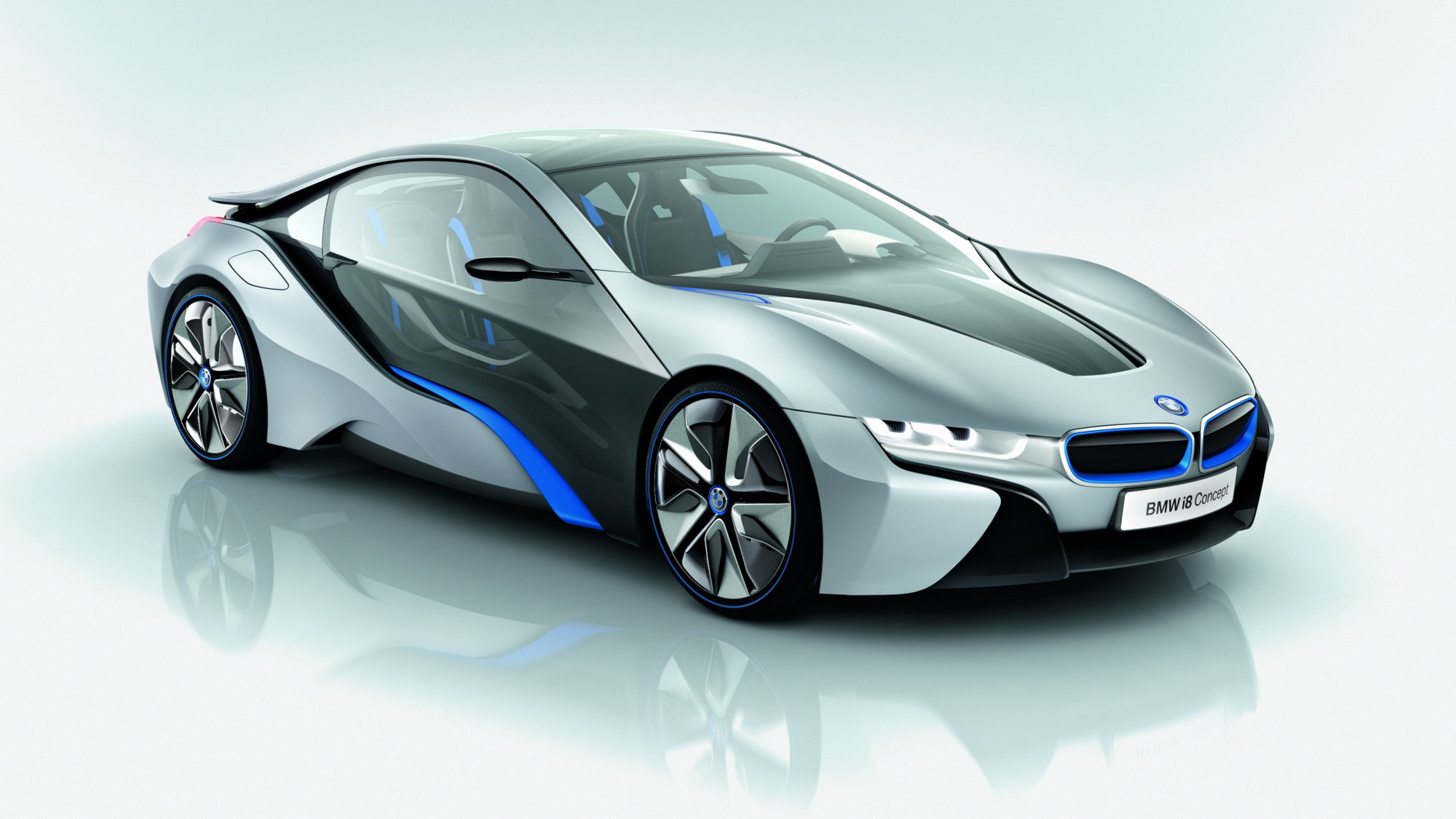 BMW i8 Concept is the Best Choice for New Generation