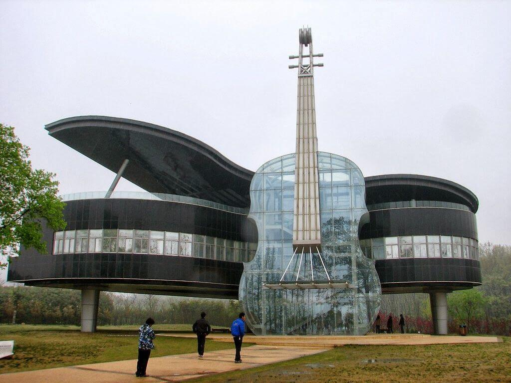 World's Strangest Buildings in the World