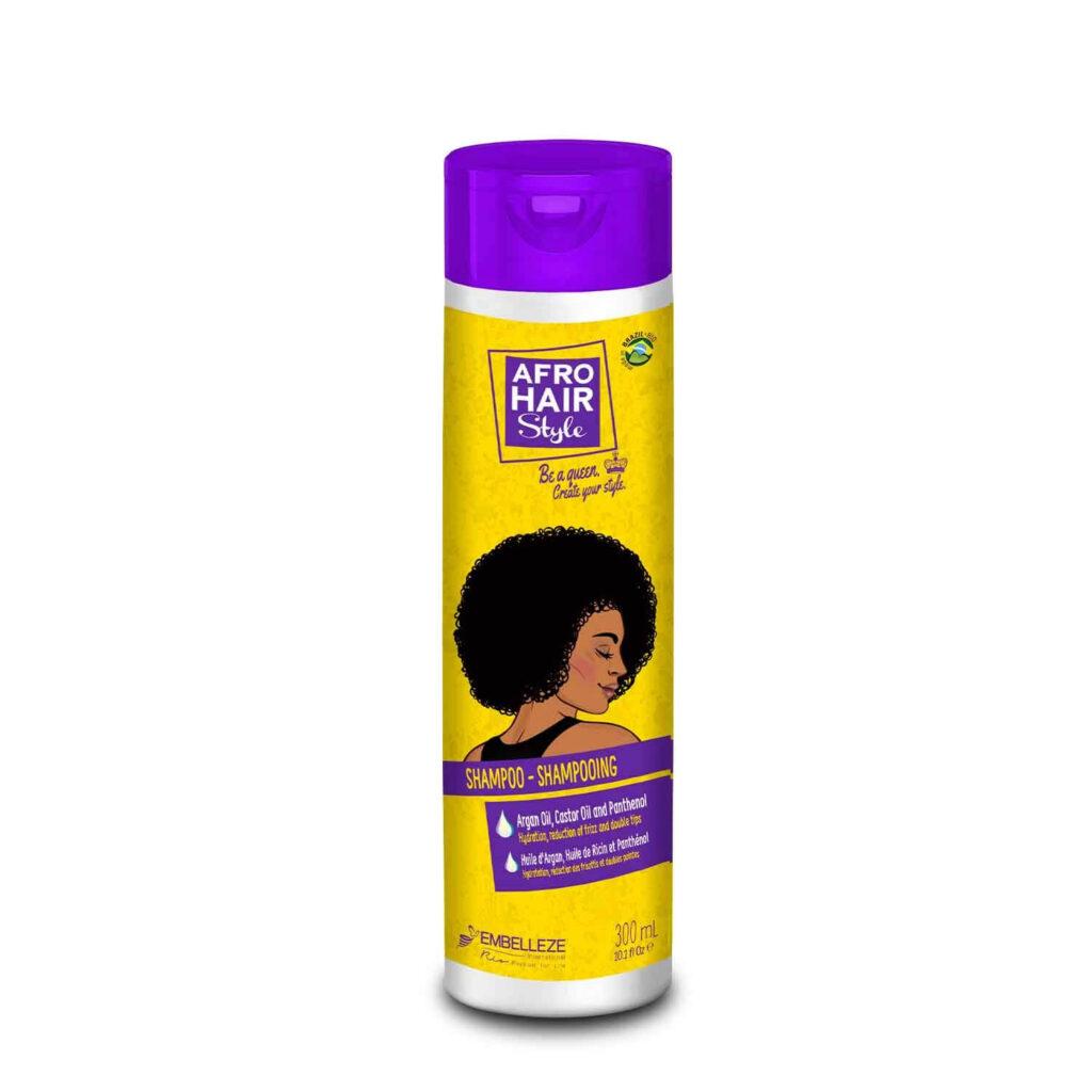 Afro Hair Shampoo