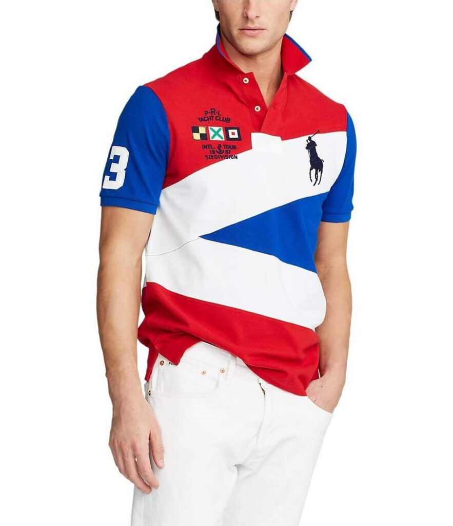 Branded Polo Sports Shirts