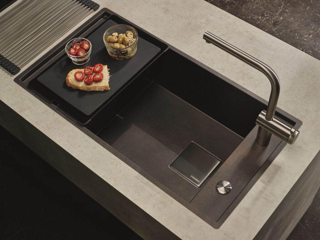 Corner Kitchen Sink 8