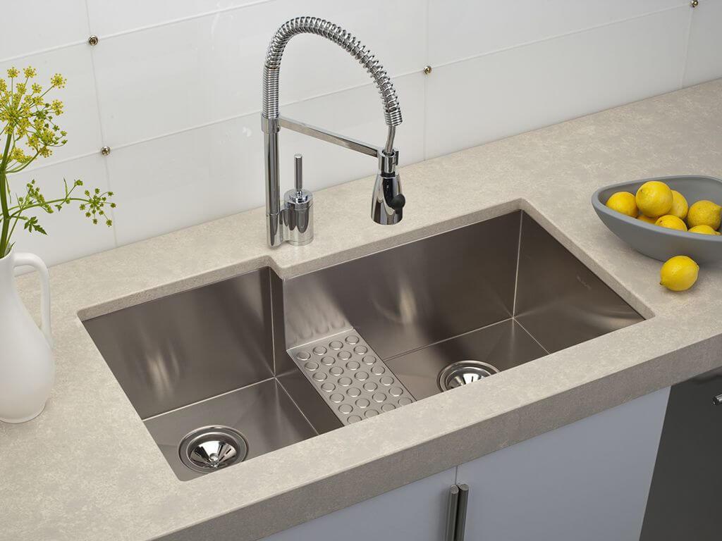 Corner Kitchen Sink 9