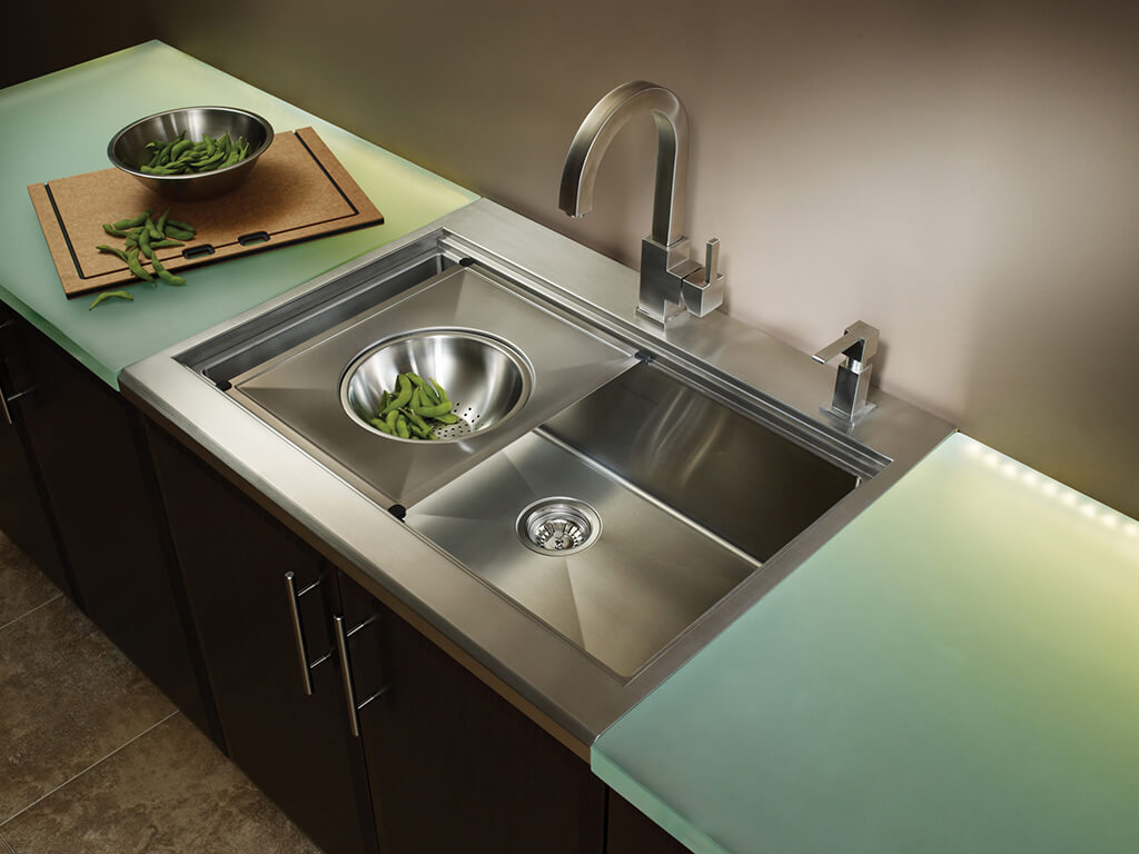 Corner Kitchen Sink Design for Your Perfect Kitchen