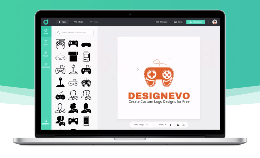 How to Use DesignEvo to Make Your Brand Logo