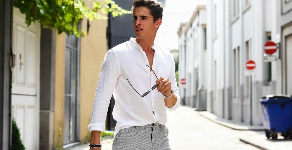Men's Linen Shirts Elegant Wardrobe-Essentials for Any Season