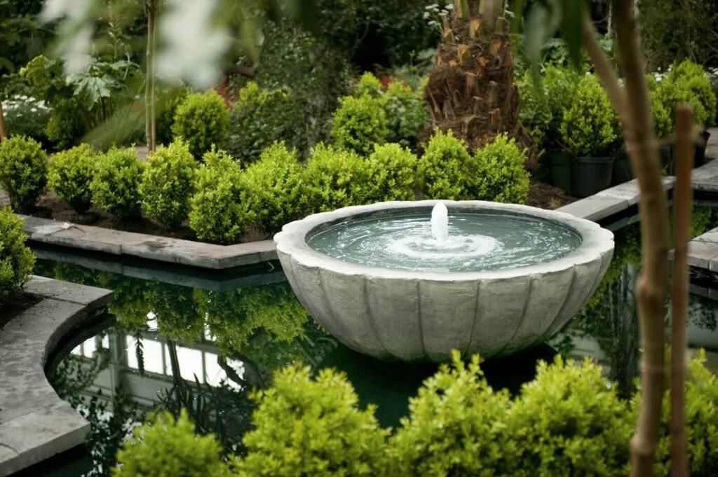 Spouting Fountain