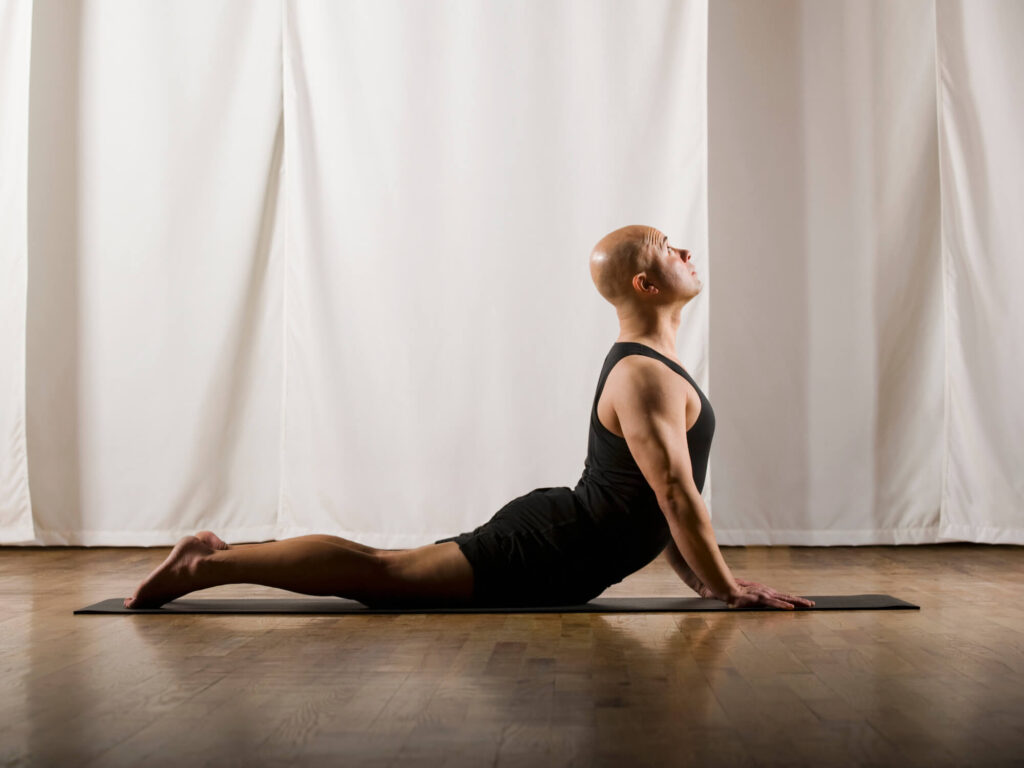 Why Can Yoga Improve Erectile Dysfunction and Erotic Performance