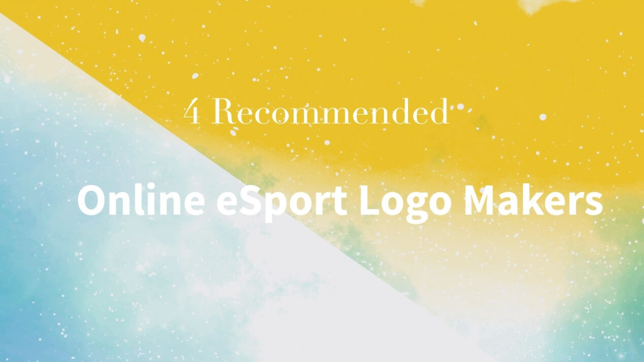 Online eSport Logo Makers