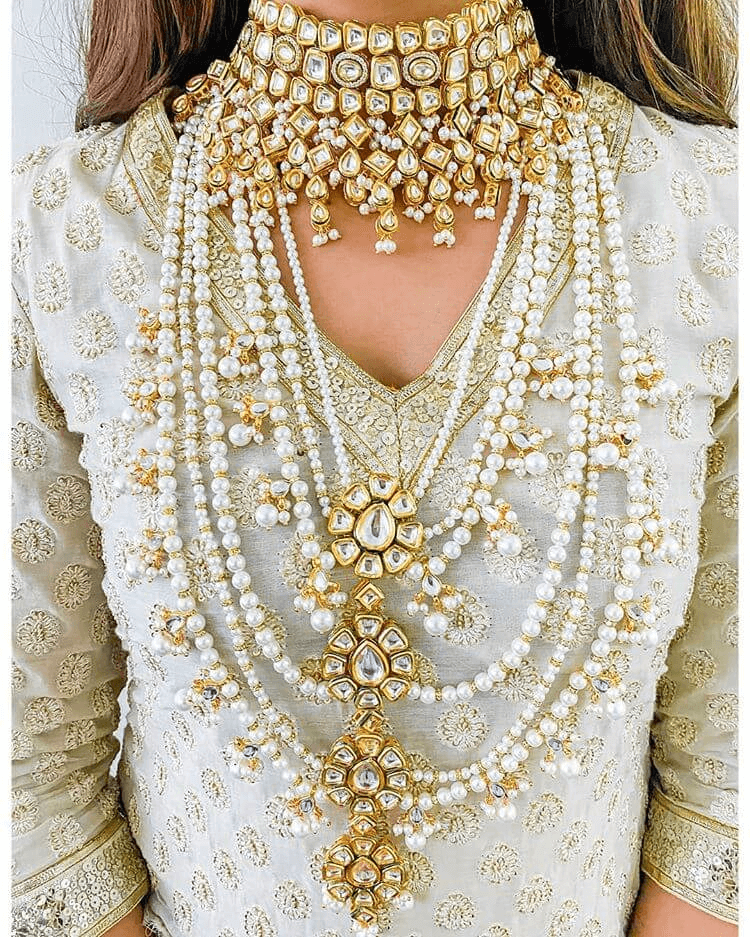 Pearls Bridal Jewelry