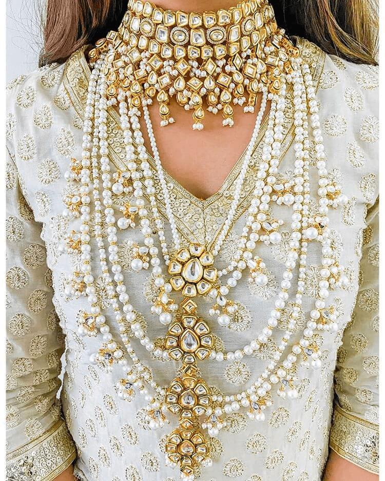 Pearls Bridal Jewelry