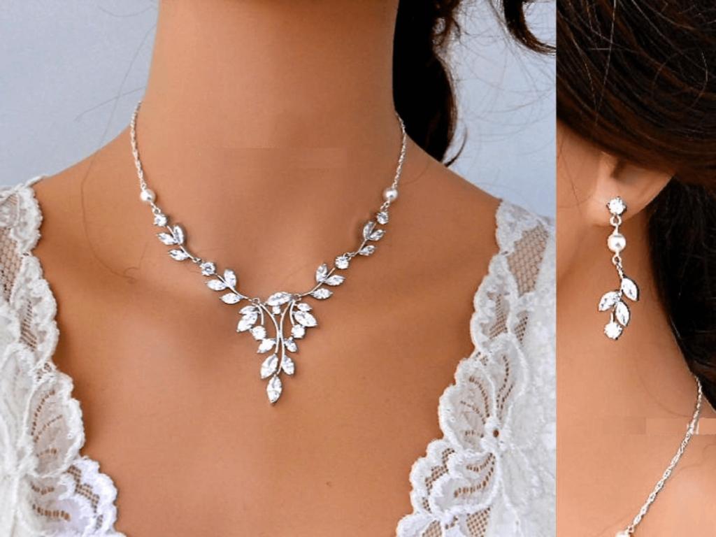 Titanium Bridal Jewelry