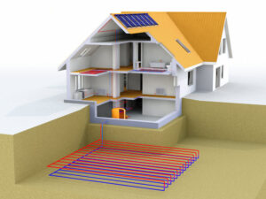Geothermal Heating and Cooling Systems