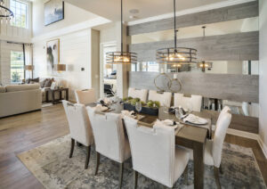 Dining Room Design Ideas to Make Your Weeknight Dinner Special