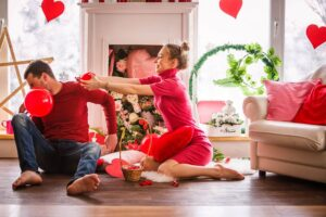 Valentine's Day Special Bedroom Decoration Ideas