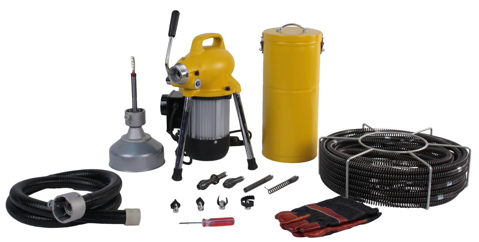 Essential Drain Cleaning Tools for Your Home