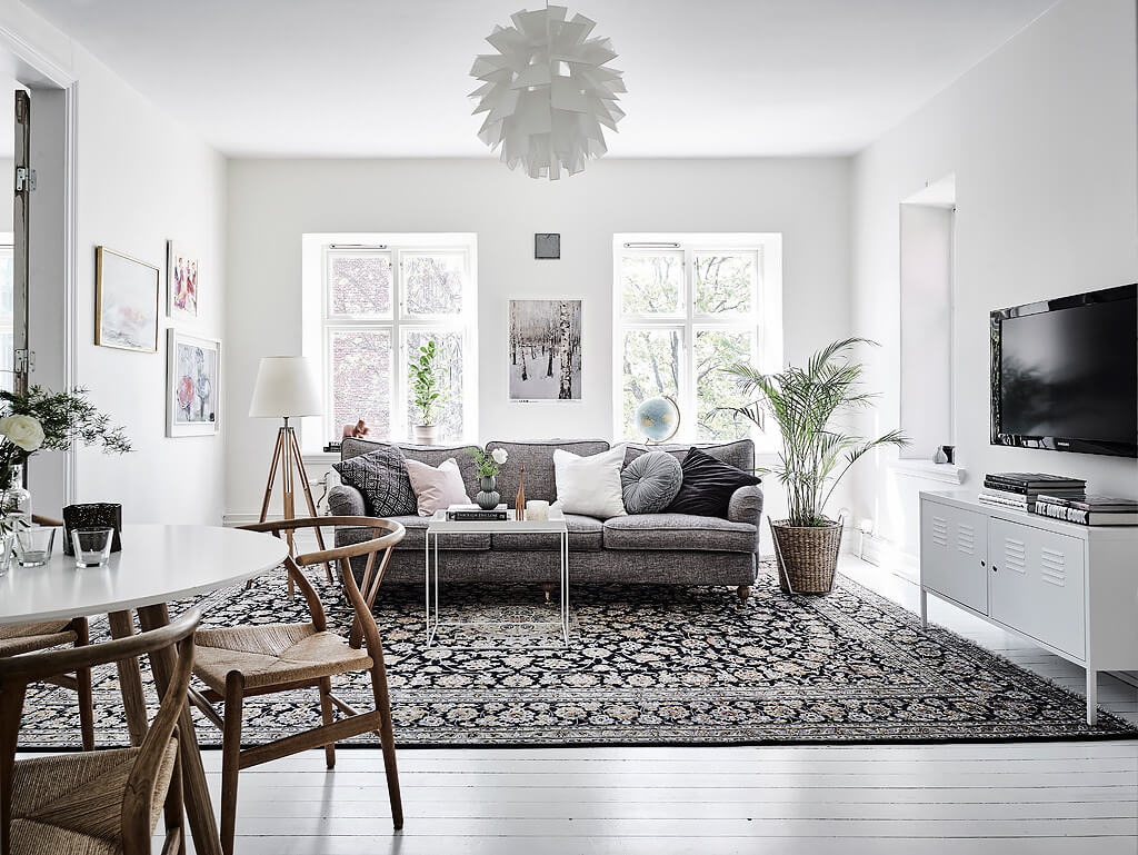 How to Decorate your Home with Oriental Rugs