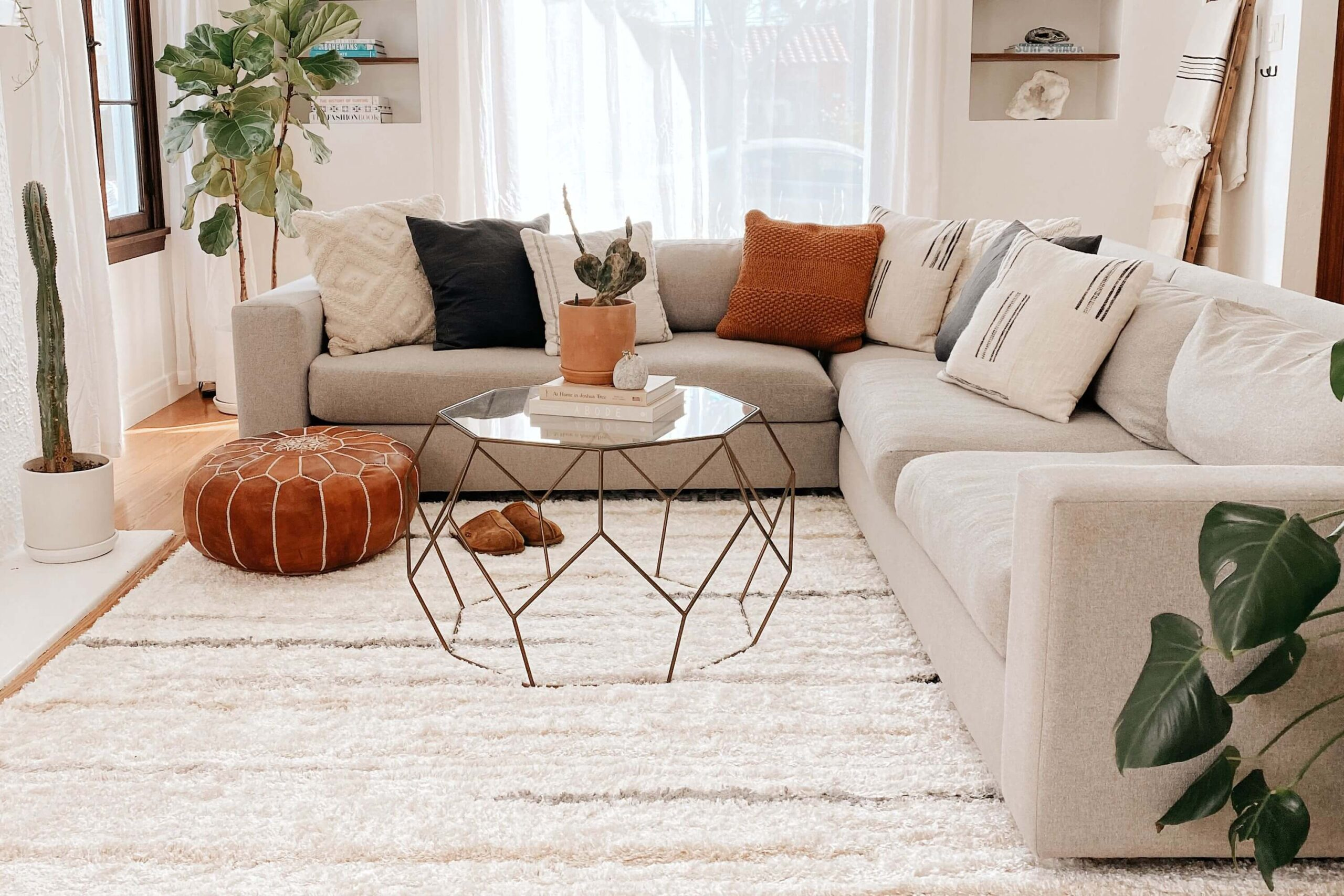 Best Rug Placement For The Living Room