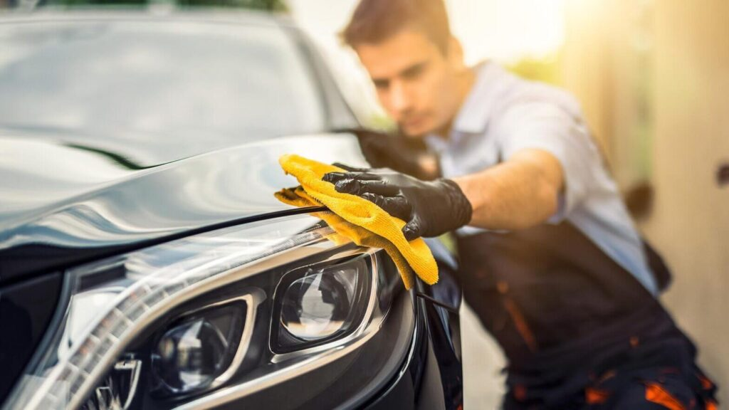 Wax Your Vehicles