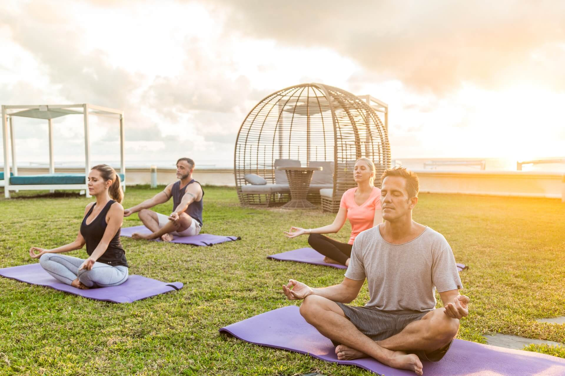 How Can Yoga Cure Hypertension