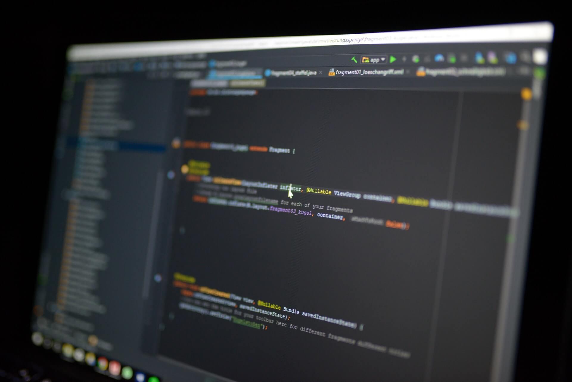Java language to Start in Development